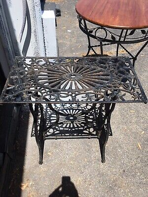Antique Cast Iron Large Grate Top Window Wall Art Vent Architechural Salvage USA