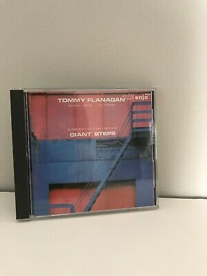 """Tommy Flanagan Trio Cd Giant Steps - In Memory Of John Coltrane"""" Japan 1982 Mint"""