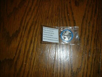Garmin Store Grand Opening Geocaching Coin - NEW! and Last One I Have!