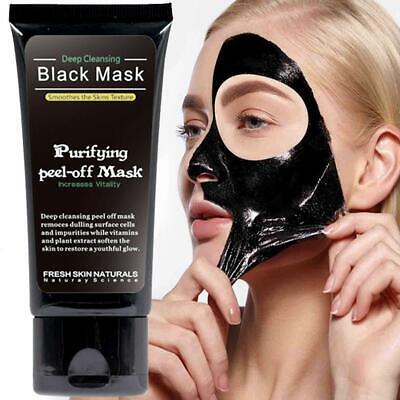 Mineral mud Blackhead Remover Peel Off Facial Cleaning Black Face Mask 50g