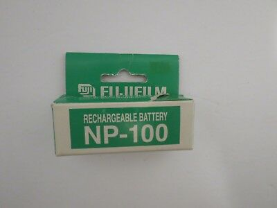 Fujifilm NP-100 Rechargeable Battery Pack NOS Genuine Original New