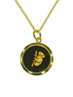 GP250117 Gold Pendant