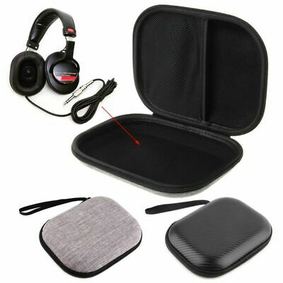 Hard Carrying Case Folding Storage Bag Box for AKG y50 JVC Headphone Accessories