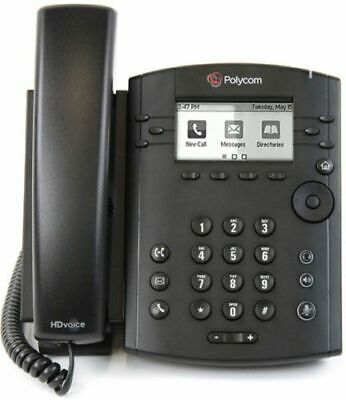 POLYCOM VVX 310 IP Phone; Made in Year 2014 2015