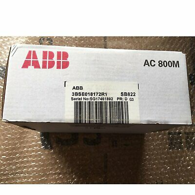 ONE NEW Genuine ABB SB822 3BSE018172R1 IN BOX FREE SHIPPING
