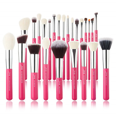 Jessup Brand 25pcs Professional Makeup Brush set Beauty Cosmetic Foundation Hair
