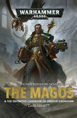 THE MAGOS  INQUISITOR Eisenhorn new novel and stories