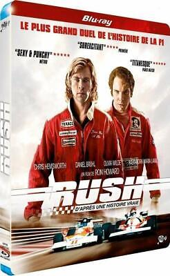 [Blu-ray]  RUSH  -  ( F1 ) [ Chris Hemsworth, Daniel Bruhl ]  NEUF cellophané