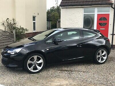 Vauxhall Astra GTC 1.4T Sport 2012 Excellent Condition 20k miles, FSH