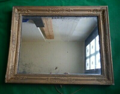 antique French mirror frame 19 th