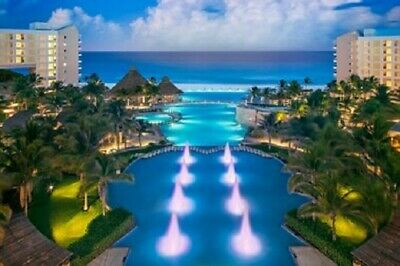 Oceanview at Westin Lagunamar Cancun Mexico 1Bd Premium Rental Jan 11-18 2020