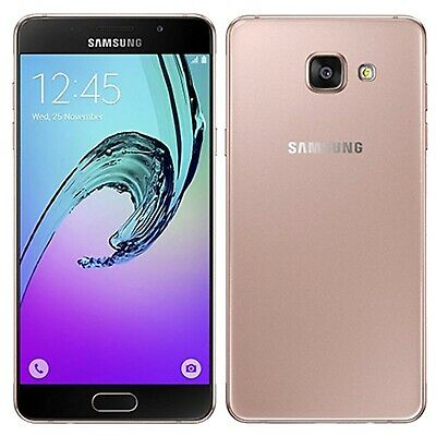 Samsung Galaxy A5 (2016) / A5100 Pink 16 Gb Box Sealed Grade A++ No Scratches