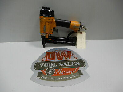 Bostitch 18 Gauge Staple Gun (USED) Air Stapler Heavy Duty 7/32″ CROWN