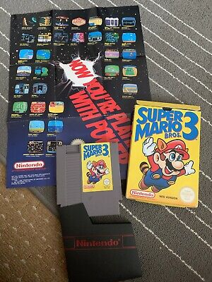 Super Mario Bros 3 Snes