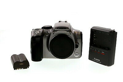 Canon EOS 300D (Euro Rebel) Digital SLR Camera Body {6.3 M/P}