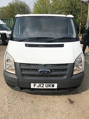 Ford transit t250 fwd 100hp 2012 panel van no vat