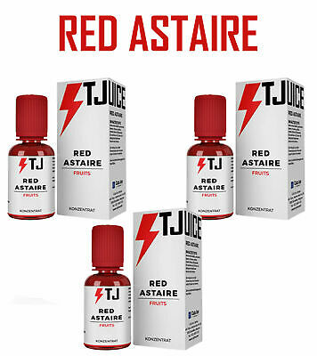 T-Juice Red Astaire Aroma 30ml T Juice Red Astaire Aroma Liquid selber mischen