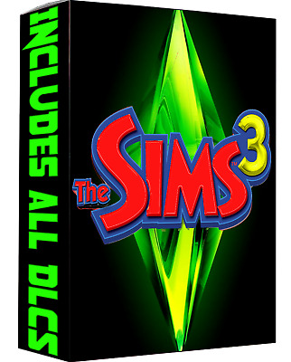 THE SIMS 3 PC + ⭐ All Expansions & Full Collection ⭐ STEAM | MULTILANGUAGE 24/7