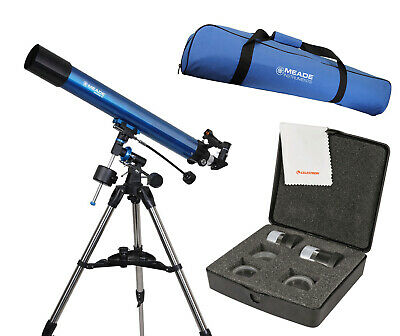 MEADE MULTI-COATED TELESCOPE Electronic Digital Series With