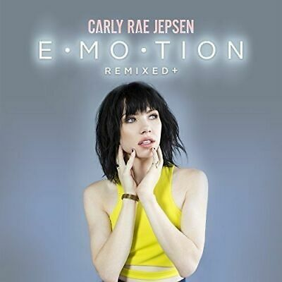 Carly Rae Jepsen - Emotion Remixed + (Import) New Cd