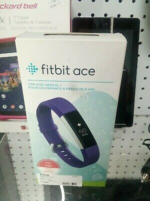 Fitbit Ace Activity Tracker for Kids - Power Purple