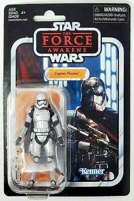 STAR WARS Vintage CollectioN CAPTAIN PHASMA VC142 The force awakens