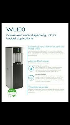 New in box, Free Standing water cooler. Fantastic filtration real water purity.