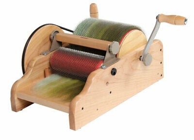 ElectriCarder AND Ashford Drum Carder 8inch/20cm PACKAGE