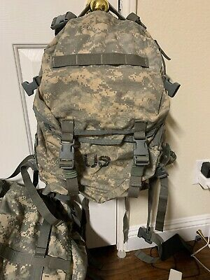 US Army Military Issue 3 Day Assault Pack With Back Stiffener