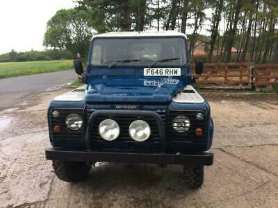 1989 Land Rover Defender 90 2.5 TDi County 3dr