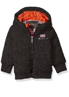 New Ben Sherman Baby Thick Winter Jacket Size 18 Months