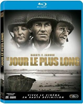 [2 Blu-ray]  Le Jour le Plus Long   [ Mitchum, Fonda, Wayne ]  NEUF cellophané