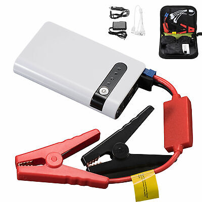 New Portable Slim 20000mAh Car Jump Starter Engine Battery Charger Power