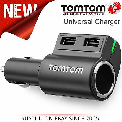 TomTom USB Fast Multi-Charger Adapter | For Rider 40/42/400/410/420/450/500/550