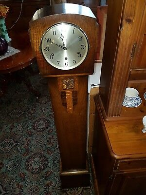 Westminster Chiming Granddaughter Clock