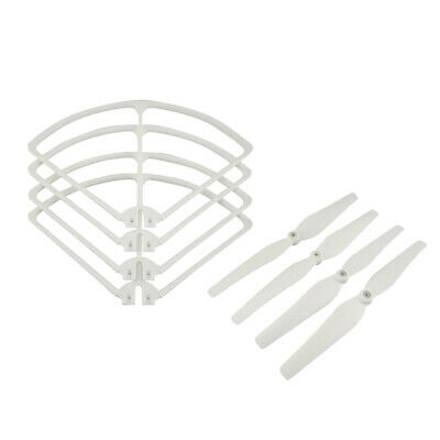 8pcs RC Drohne Propeller mit Protector Cover für SIRC S70W Holy Stone HS100