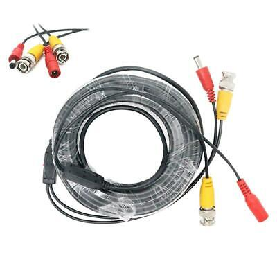 Multi Size BNC Cable All-in-One Siamese Video Power Security CCTV Camera Wire AU
