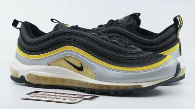 NIKE AIR MAX 97 USED SIZE 14 PLAYSTATION BLACK ROYAL VARSITY