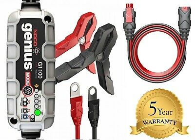Motorcycle Canbus Battery Charger Noco Genius G1100  6V / 12v 1.1A Lithium