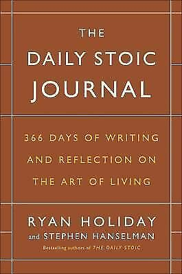 THE DAILY STOIC JOURNAL: 366 Days of Writing and Reflection(0525534393)