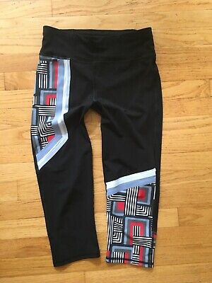 81ba830355cd20 ... Women's Power 7/8 Legging, Lava Print, Size XS.