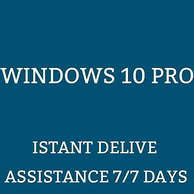 Windows 10 Pro - Licenze  - 64/32 bit ESD FATTURABILE