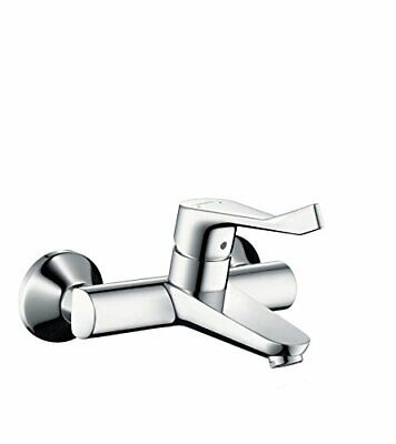 Robinet Mitigeur Lavabo Focus 100 C3 Rt2012 Hansgrohe Chrome