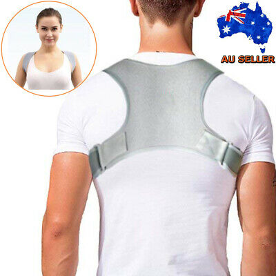 CFR Posture Corrector Women Men Back Support Shoulder Clavicle Brace Adult Child