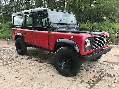 1990 Land Rover Defender 110 2.5 TDi County 4X4 5dr
