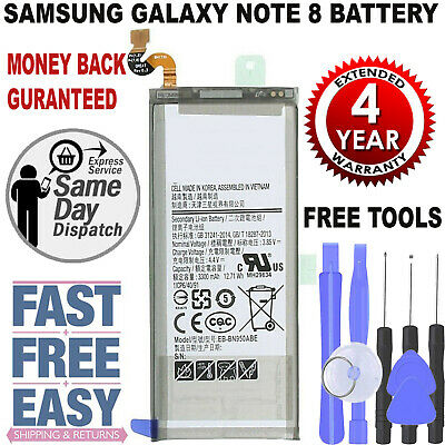Samsung Note 8 Battery 3300mAh EB-BN950ABA/ABE N950W with Tools