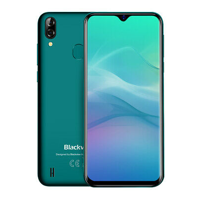 Blackview A60 Pro 4G Smartphone 16GB MTK6761 Quad Core Android 9.0 Mobile Phone