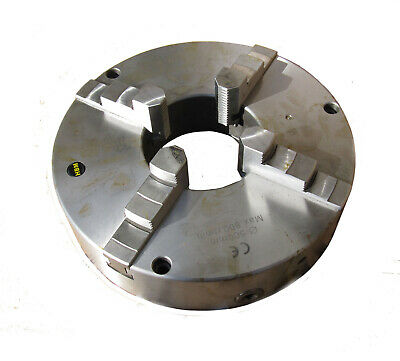 Rdg Tools 400Mm 4 - Jaw Self Centering Lathe Chuck Front Mount Int Ext Jaws