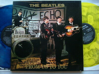 The Beatles From Us To You / 3Lp Box