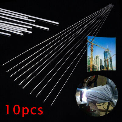 10pcs Low Temperature Aluminum Wire Welding Soldering Rods Kit 1.6mm x 500mm